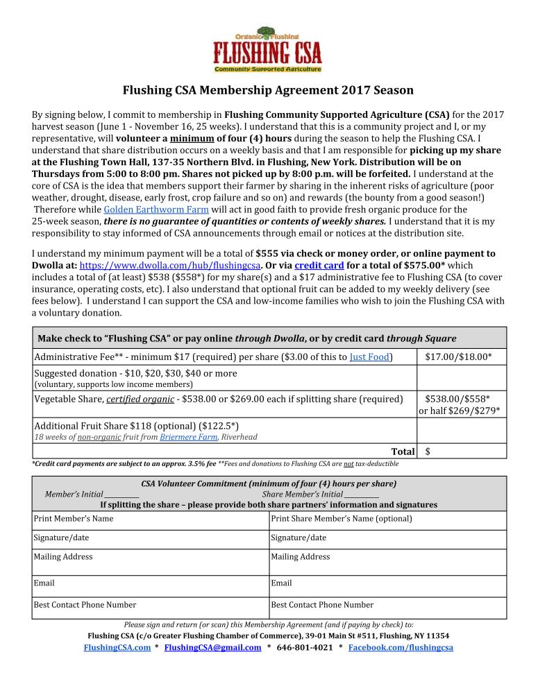 flushingcsamembershipagreement2017season_001